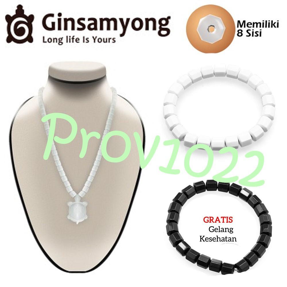 Kalung Kesehatan Shopee Indonesia Ginsamyong Asli Original