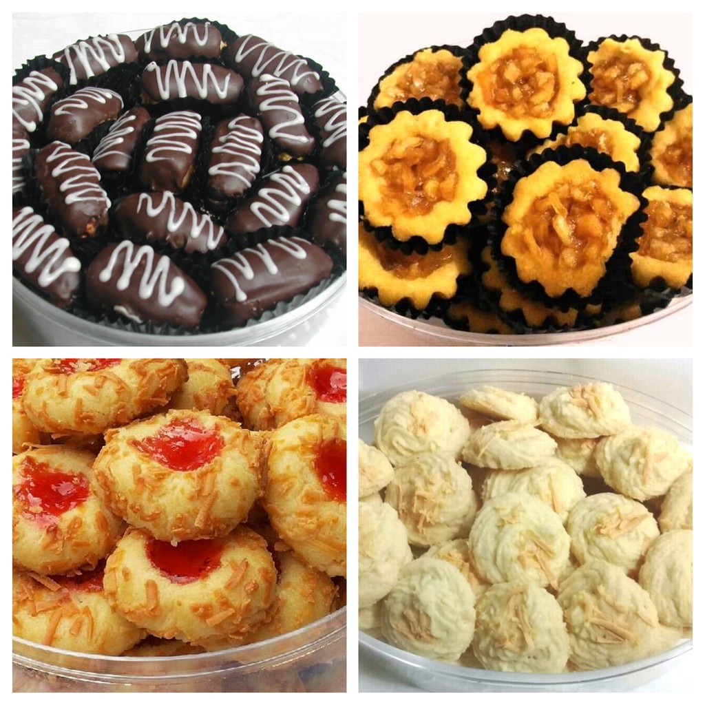 Nastar Susu Wisman Sarah Bakery Rasanya Banget Lezat Shopee Keju Edam Indonesia