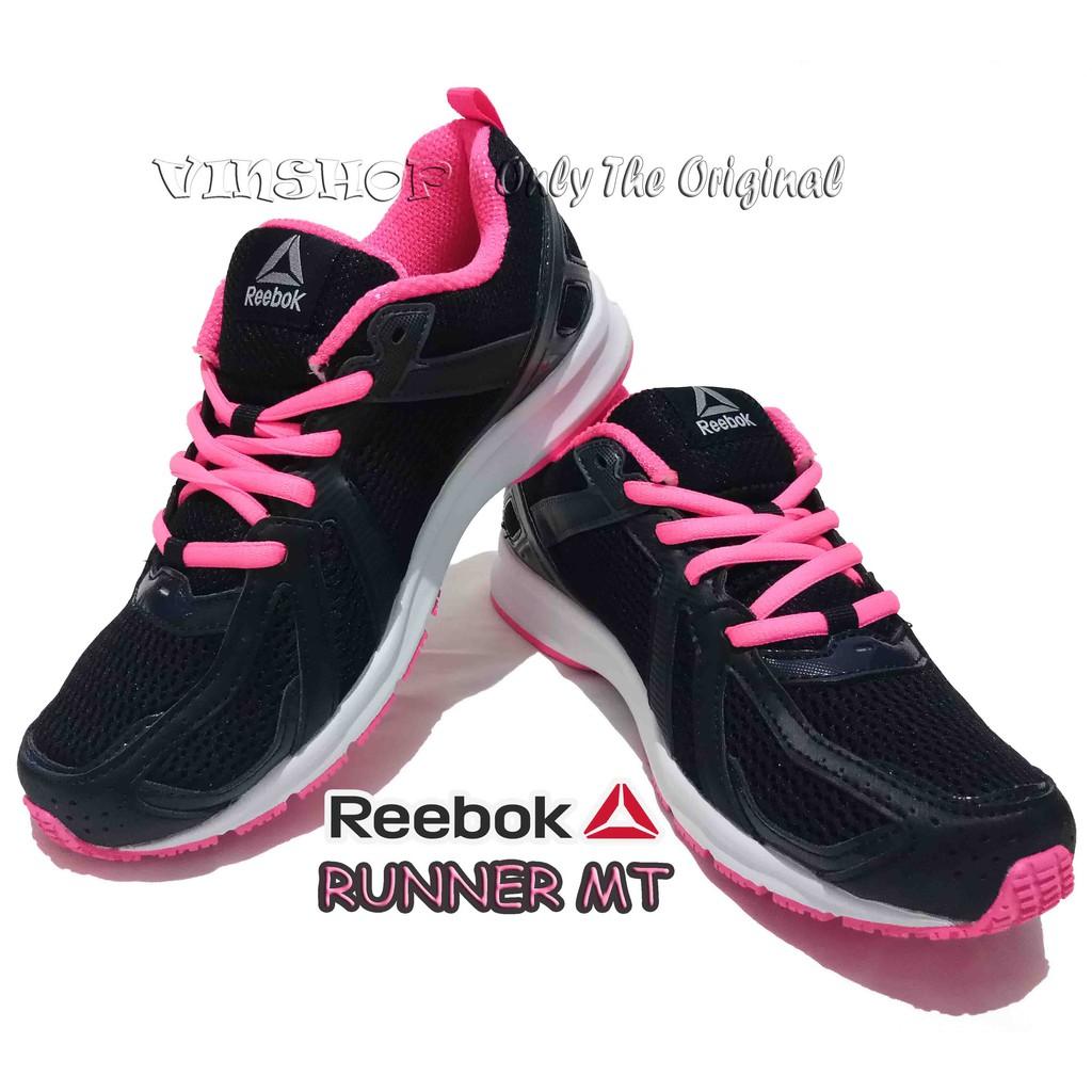 REEBOK RISE SUPREME RG. Dark Grey.Flat Grey.Pink. Womens Running. ORIGINAL  CN4425  ec9817dada