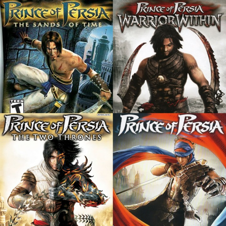 Prince Of Persia Collections Pop Bundle Pack Shopee Indonesia