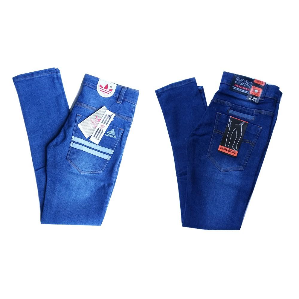 Edwin Celana Jeans Edw 212 27 Stone Regular Fit Pria Panjang Biru London Reguler Medium Black Hitam 36 Shopee Indonesia