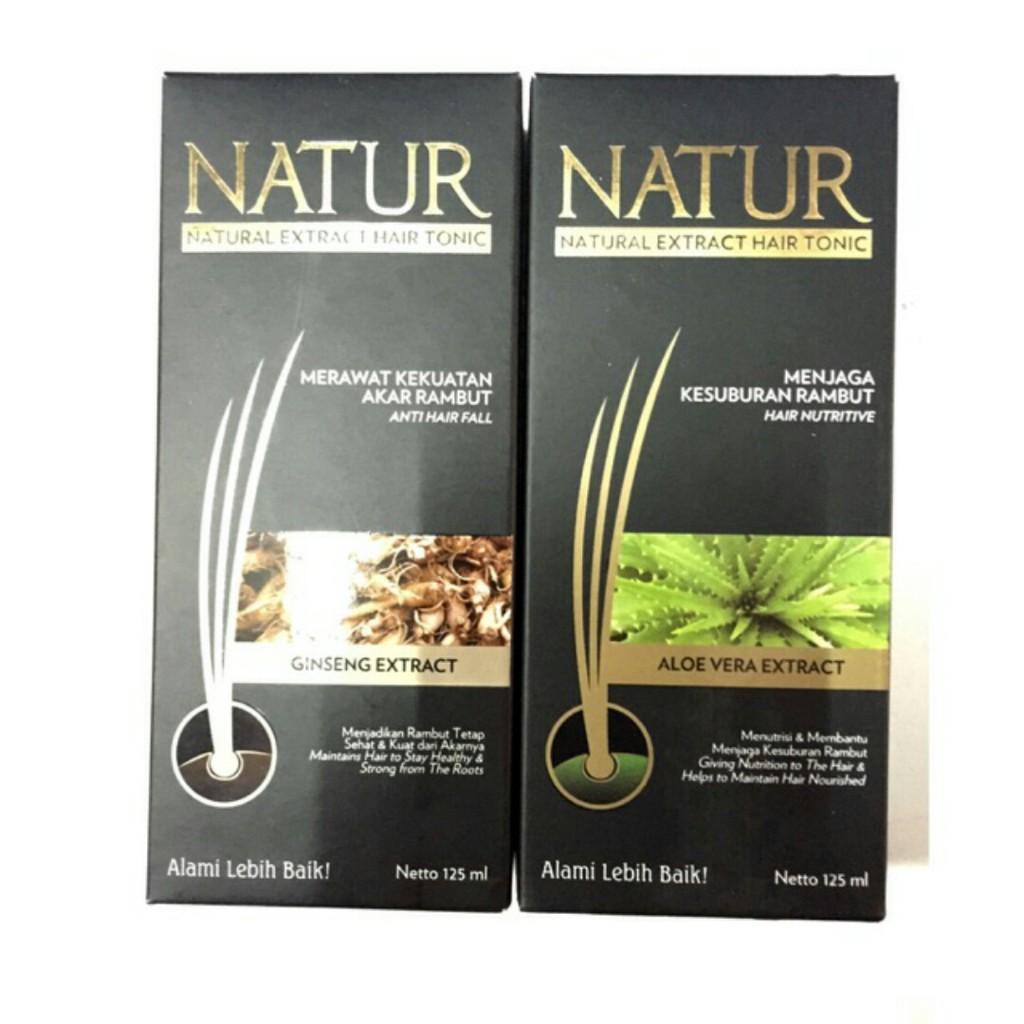 Stok Terbatas Natur Hair Tonic 125ml Murah 20 Shopee Indonesia Rudy Hadisuwarno Dandruff Defense Shampoo Tea Tree Oil 2000 Ml