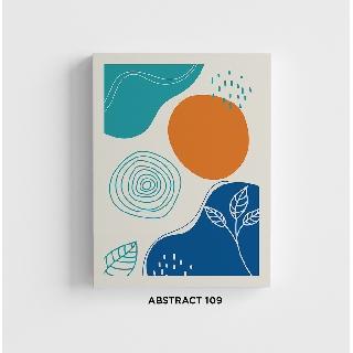 Poster Dekorasi Abstrak Minimalis - Home Decor Abstract ...