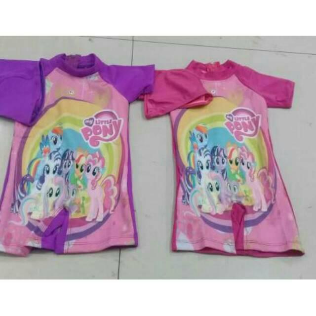 Baju Renang Diving Cowok Cewek Anak Topi 1 Sd 3th Baby