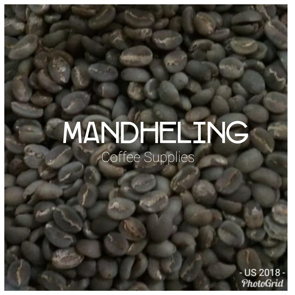 Unroasted Coffee Beans >> Mandheling Arabica Green Unroasted Coffee Bean Biji Kopi Mentah Indonesia