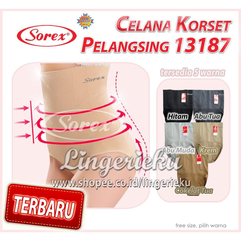 Korset Monalisa Slimming Suit, Korset Pelangsing Perut, baju Pelangsing Tubuh   Shopee Indonesia