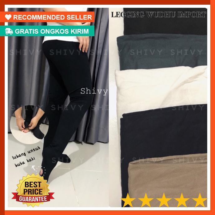 Hot Produk Legging Dewasa Kaos Polos Fit To Xxl Celana Panjang