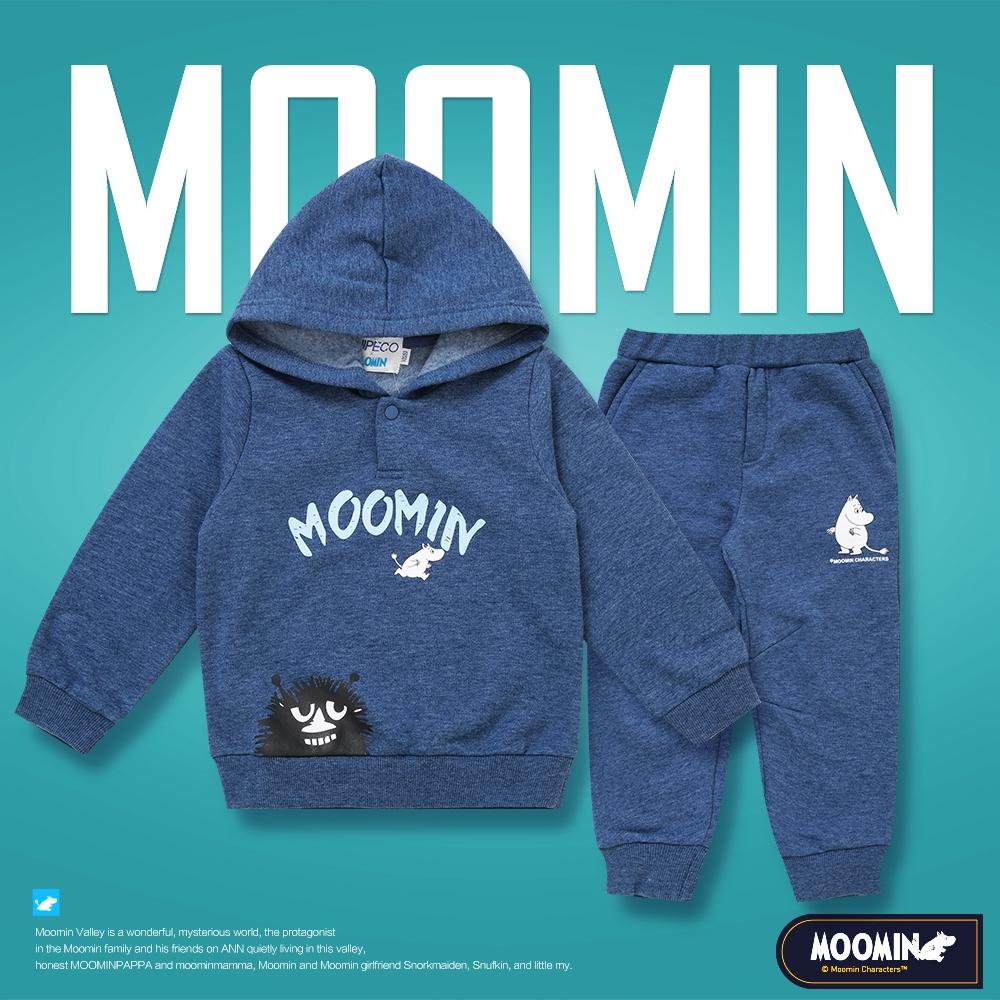 Moomin Sweater Kaos Hoodie Casual Anak Perempuan Lengan Panjang Untuk Musim Semi Gugur Shopee Indonesia