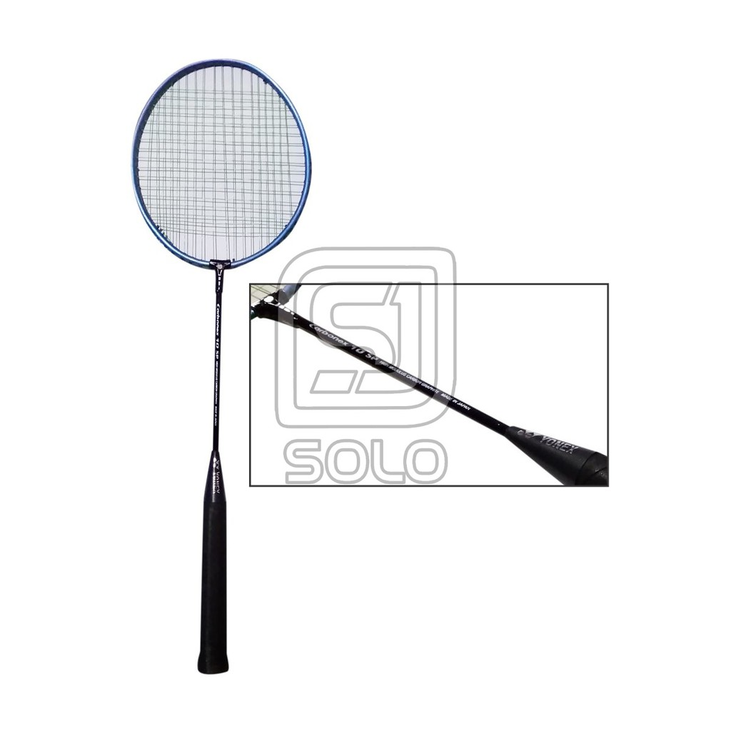 Raket Racket Badminton Yonex Carbonex 10 Sp Plastik 1pcs Shopee Indonesia
