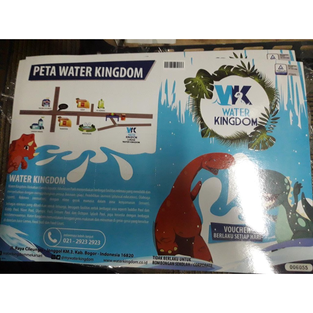 Water Kingdom Temukan Harga Dan Penawaran Event Ticket Online Voucher Tiket Masuk Waterkingdom Mekarsari Cileungsi Terbaik November 2018 Shopee Indonesia