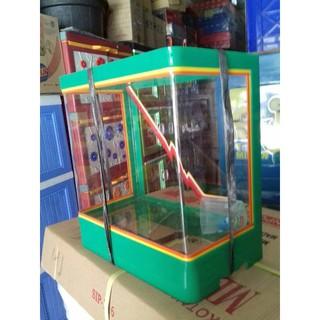 Aquarium Es Kelapa Kecil Acrylic Es Buah Gayung Lion Star Lionstar
