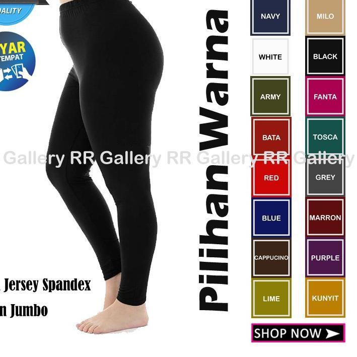 Harga Grosir Celana Legging Panjang Jumbo Wanita Fit To Xl Xxl Bahan Leging Adem Nyaman Digunakan Shopee Indonesia