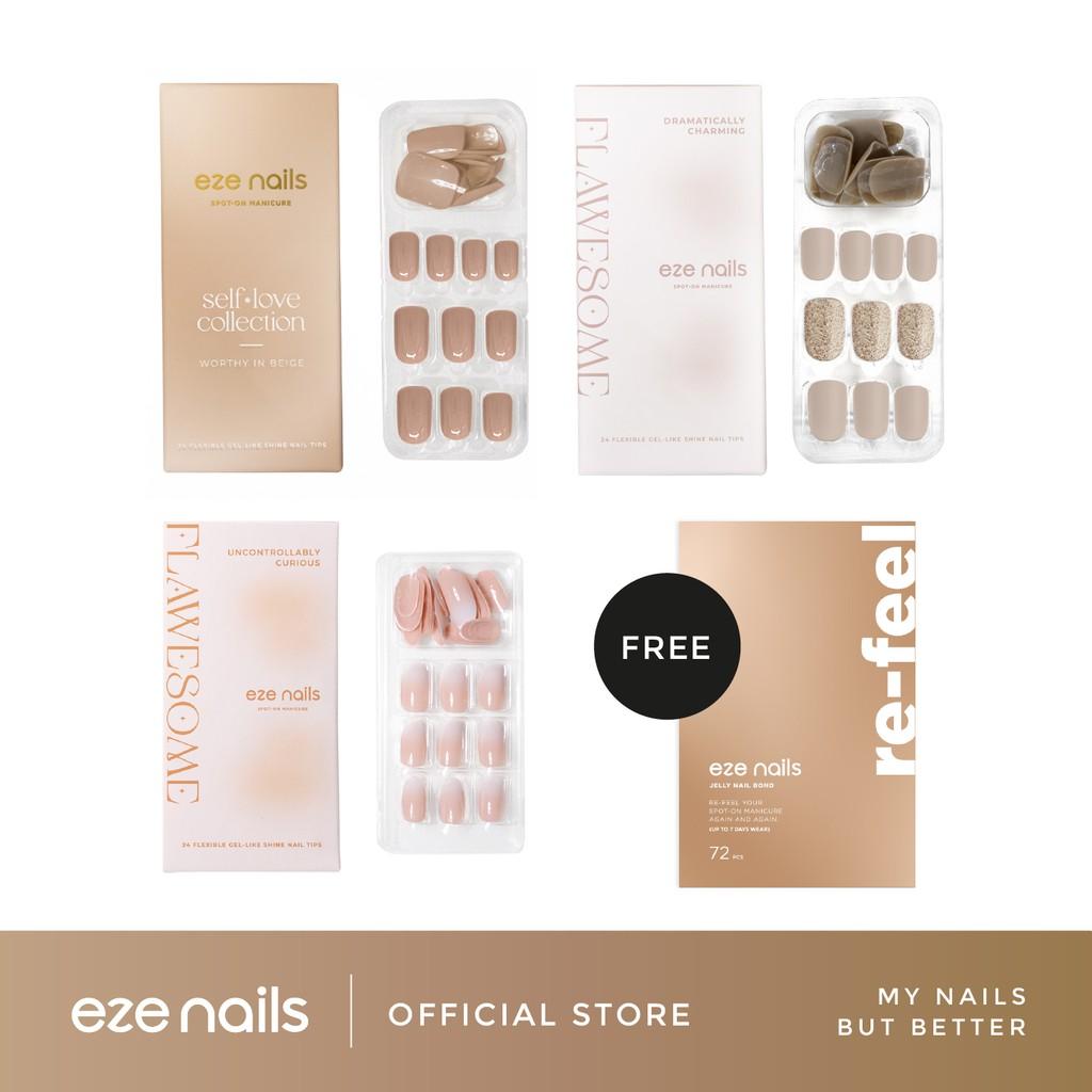 MY NAILS BUT BETTER – Eze Nails Bundling