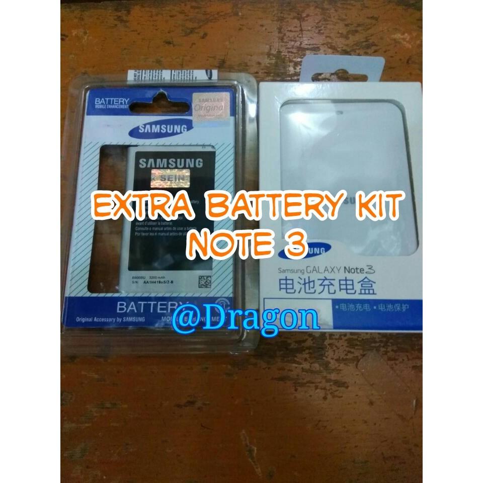 Baterai Battery Samsung Galaxy Note 3 N9000 N9002 N9005 Nero Ngabuburit S8 Garansi Resmi Sein Double Power Shopee Indonesia