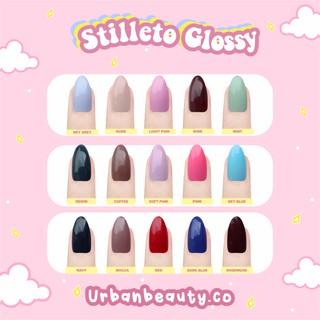 SG STILLETO GLOSSY URBANBEAUTY.CO thumbnail