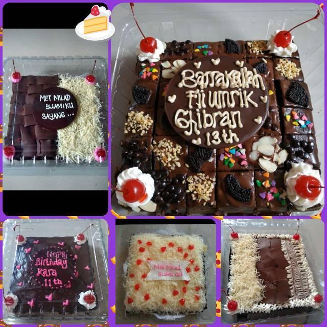 Kue Ulang Tahun Enak Murah