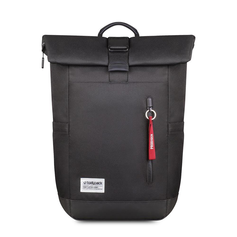 Bodypack Prodiger Leipzig 1.1 Laptop Backpack - Black