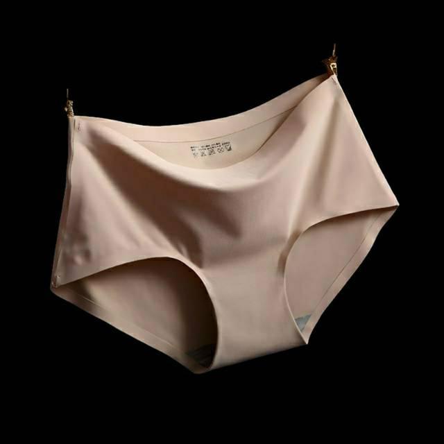 Celana Dalam Brief Sexy Slim Model Invisible Tembus Pandang untuk Wanita  c82010118f