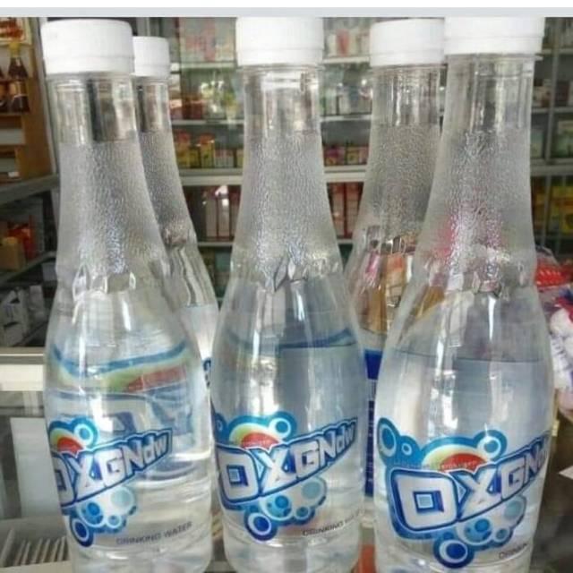 Air Mineral Ber Oksigen Oxgndw Cjdw Air Minum Kesehatan Oxygen Mineral Water Shopee Indonesia