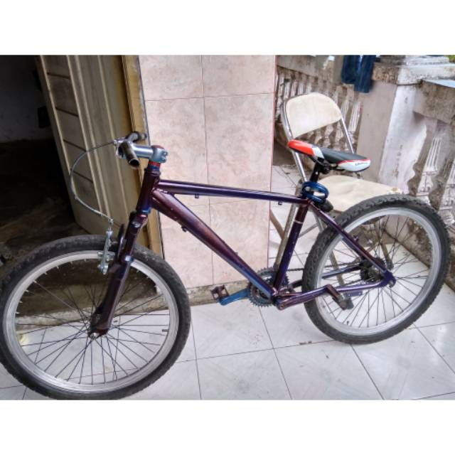 Sepeda Modifikasi Pacifik Masseroni 2 0 Shopee Indonesia