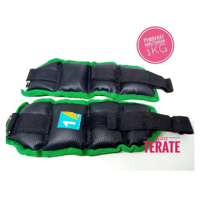 Kettler Foot Band Hitam (2kg/pair) / Pemberat Kaki Kettler 2kg Hitam / Footband 2 kg | Shopee Indonesia