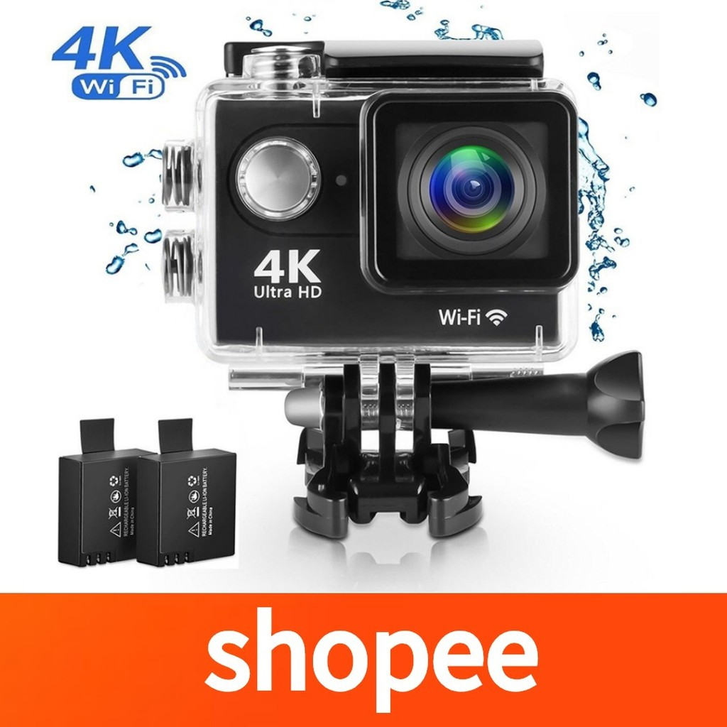 Kamera 4k Wifi Action Camera Shopee Indonesia Brica B Pro 5 Alpha Edition Mark Ii Black Paket Combo