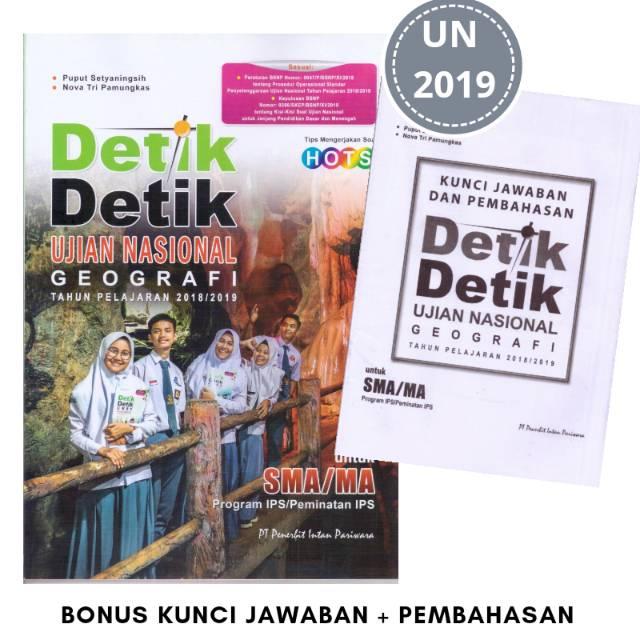 Kunci Jawaban Detik Detik Sma 2018 Intan Pariwara Ips
