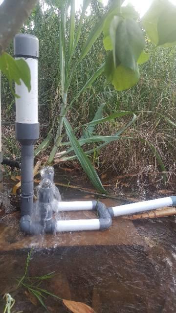 Cara Membuat Pompa Air Tanpa Listrik Untuk Kolam Ikan Rambut Lif Co Id