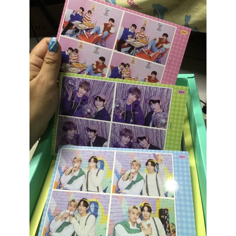 GGU-GGU Foto Unit Member SunooNiki, SunghoonJakeHee, JayJungwon