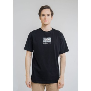 Erigo T-Shirt Lets Ride Black