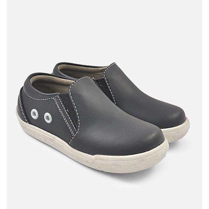 Atas Kanvas Anti Slip Sepatu Kets (Biru Tua). IDR 57,000 . Source ·