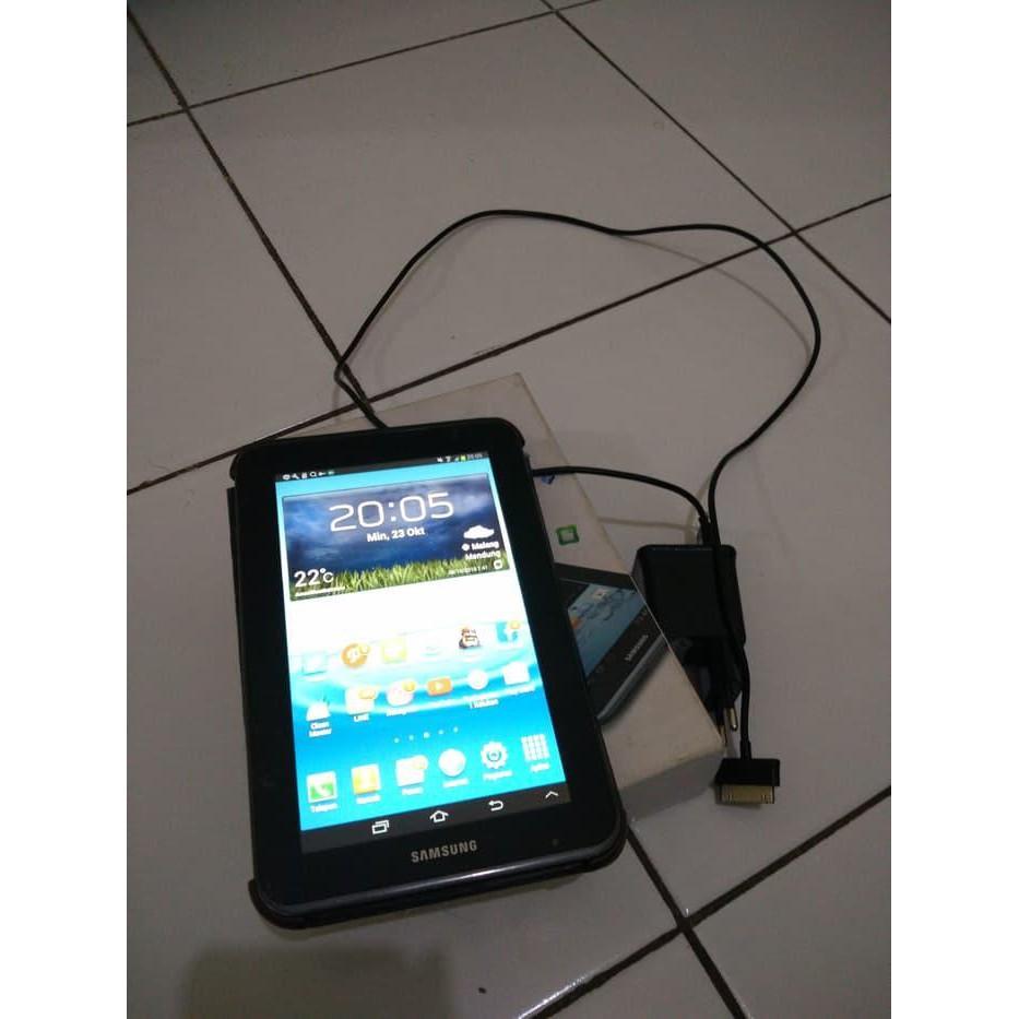 [Tablet Second] Samsung Galaxy Tab 2 Tab Bekas