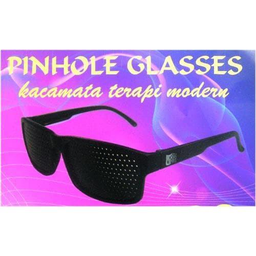 Stok Ready Kacamata Terapi Pinhole Glasses Dop  ff60bc134f