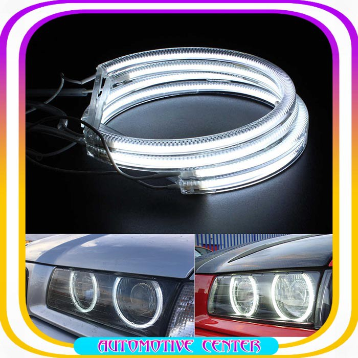 Foglamp Led Angel Eyes White Ring E 39 Mobil Bmw Lampu Led Projector Fog Lamp Angel Eye Foglight Shopee Indonesia