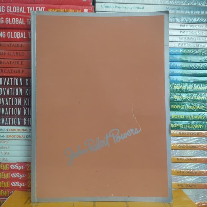 Buku Sekolah Pengembangan Pribadi John Robert Powers Shopee Indonesia