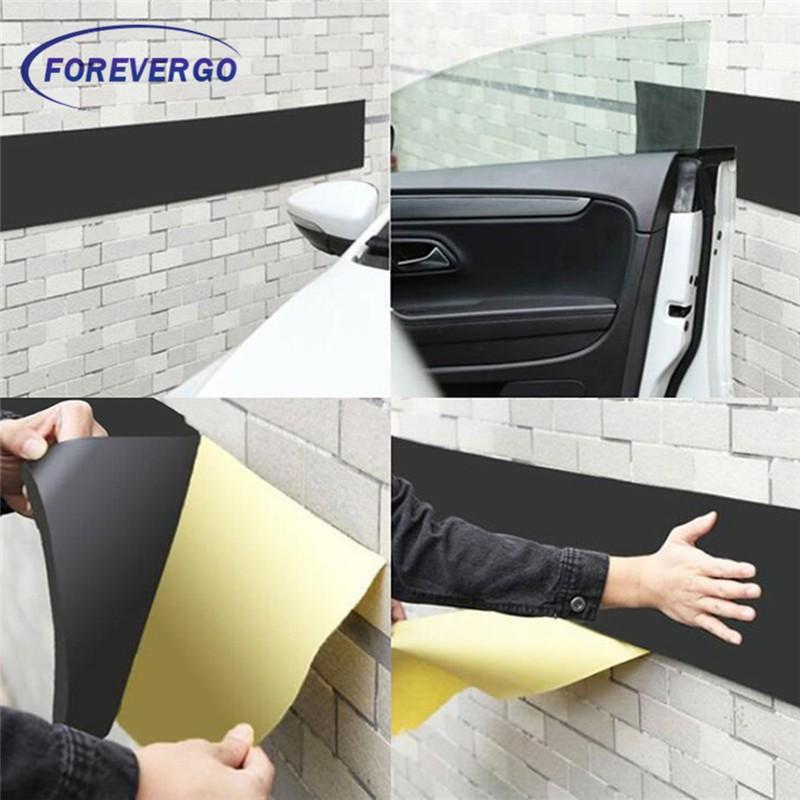 Garage Wall Guard Water Resistance Park Car Door Protector Foam 200cm x 20cm !