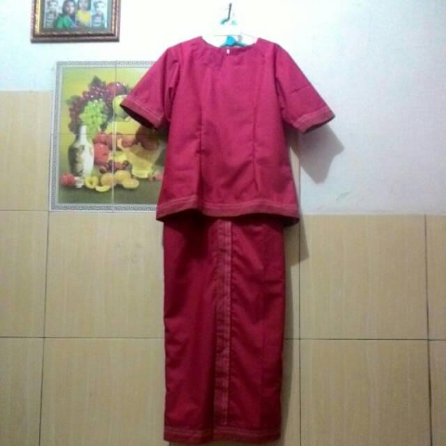 Baju Adat Toraja Dewasa Shopee Indonesia