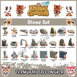Plant Set Tanaman Tumbuhan Animal Crossing New Horizons Acnh Shopee Indonesia