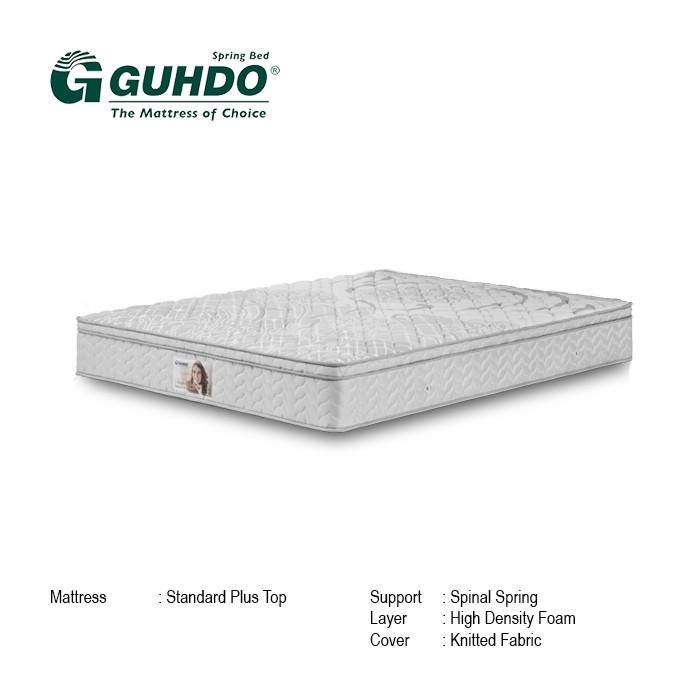 Guhdo Standard Plush Top - Kasur Spring Bed