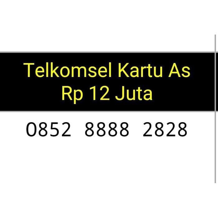 nomor cantik,telkomsel kartu Halo,11digit(0812 809 8888)terupdate | Shopee