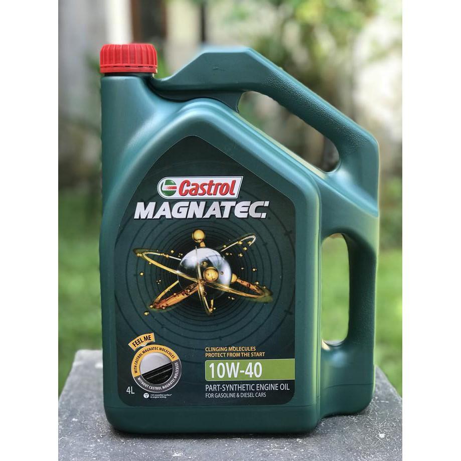 ●Castrol Magnatec 10W/40 SAE