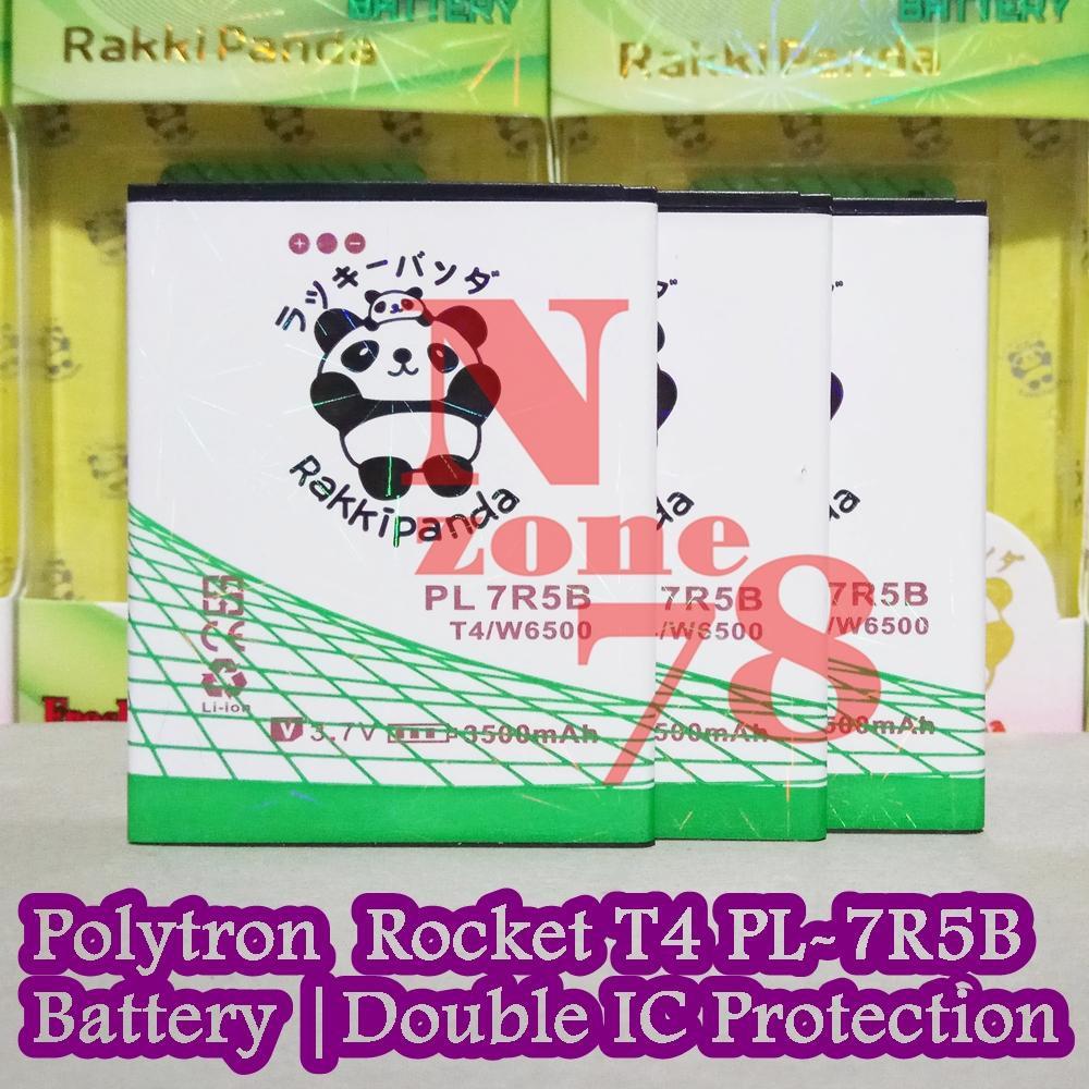 Baterai Polytron Rocket Jetz W1400 Pl 705 Double Ic Protection Fix T3 R2507 7t5d Shopee Indonesia