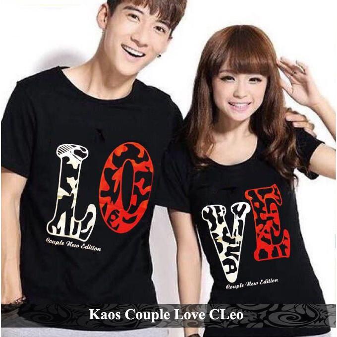 107 Contoh Baju Couple Kaos Keren Paling Keren