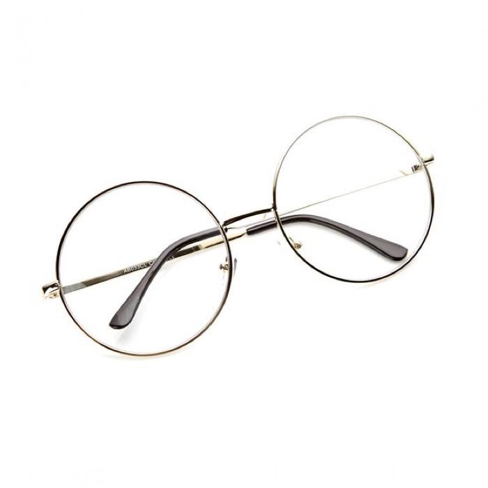 Kacamata (Design Korea) Pria dan Wanita - BULAT ( Group )  1b42c2802d