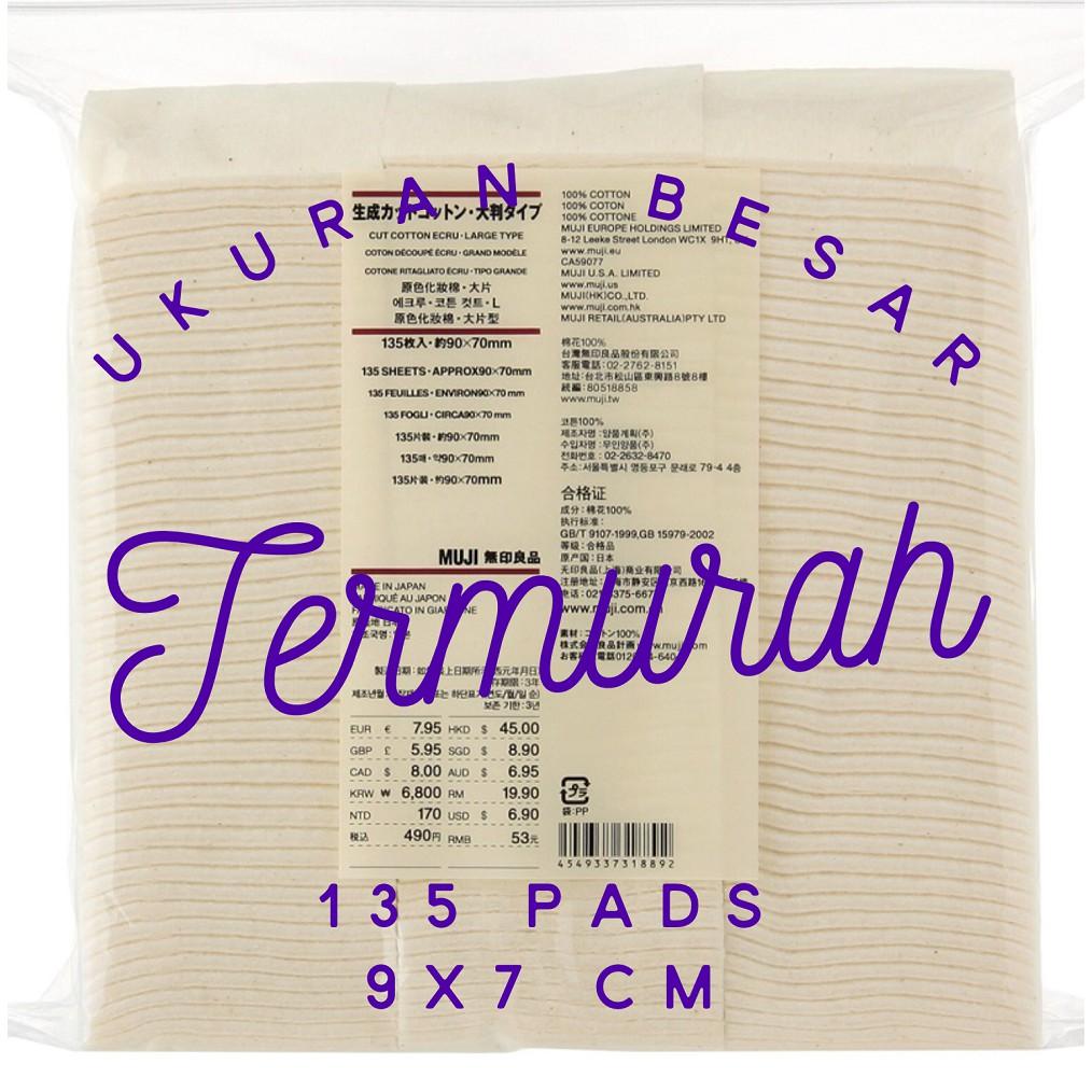 Muji Temukan Harga Dan Penawaran Online Terbaik Oktober 2018 Premium Cotton Atomix Luxury Kapas Luxuri Not Blend Gold Bacon Shopee Indonesia