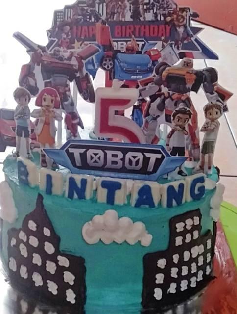 Kue Ulang Tahun Anak Laki Laki Kaptain Amerika Shopee Indonesia