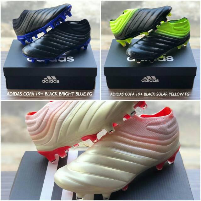 Sepatu Bola Adidas Copa 19 Fg Shopee Indonesia