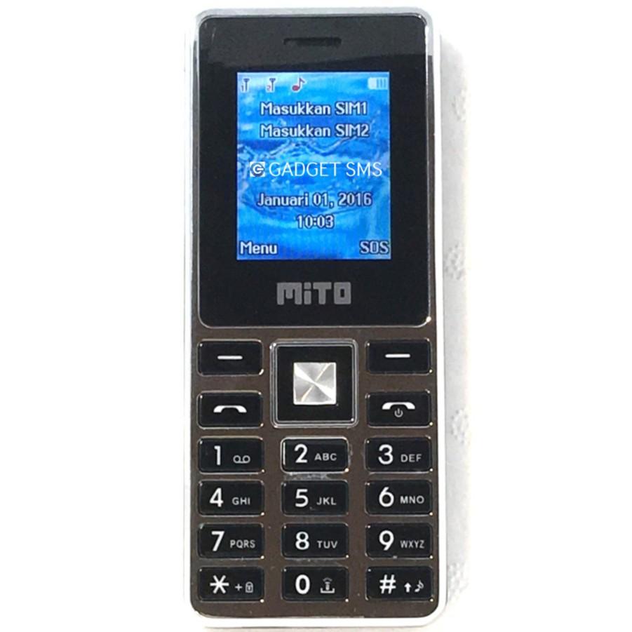Hp Mito 121 Shopee Indonesia Maxtron New8a Smartphone