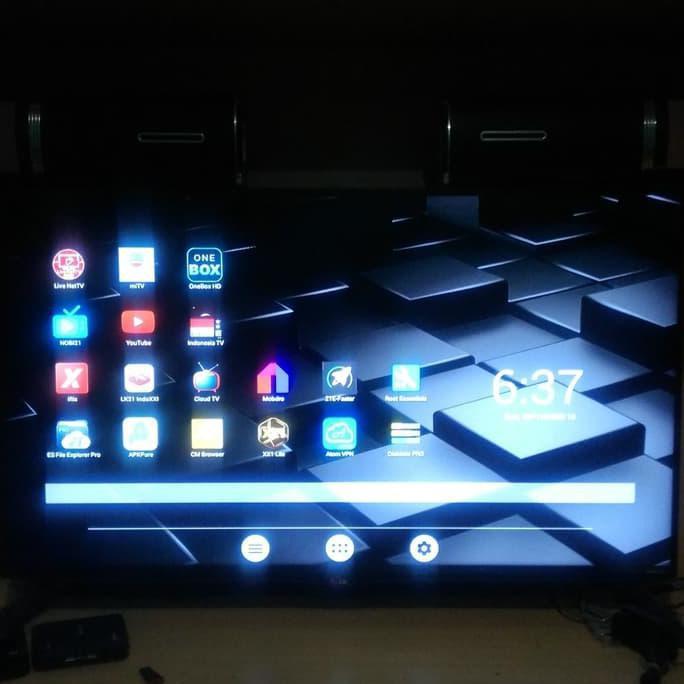 STB ZTE B760H Sudah Root plus App dll