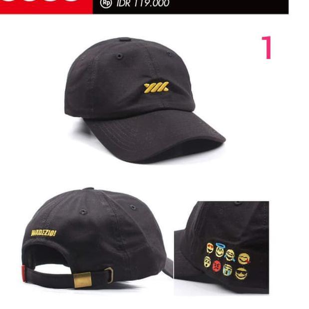 topi wadezig - Temukan Harga dan Penawaran Topi Online Terbaik - Aksesoris  Fashion Februari 2019  b1a22d2e45